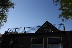 Sierhekwerk dakterras, Balkon hekwerk , Hulleman VOF Terwolde
