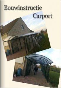 bouwinstructie carport, Hulleman VOF Terwolde