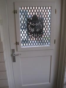 deurrooster